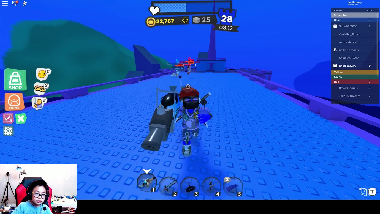 100 Player Serverbrick Battle The Doomspires Roblox Roblox Piggy Alpha 100 Players And Roblox Super Doomspire Secret Weapons Ben Toys And Games Family Friendly Gaming And Entertainment