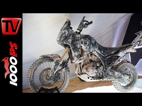 Honda True Adventure Prototype 2015 | First Look