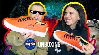 ENORME UNBOXING: NASA x VANS *10KG DI ROBA*