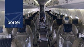 PORTER AIRLINES || BOMBARDIER Q400 (DH4) || Toronto - Thunder …