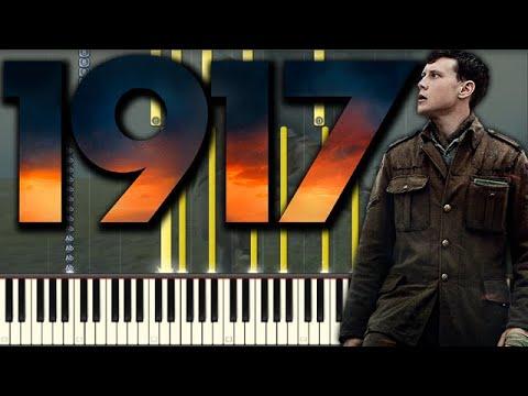 🎵 Sixteen Hundred Men - 1917 OST [Piano Tutorial]