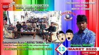 Gambar cover LIVE  STREAMING SANDIWARA LINGGA BUANA Pilangsari, Jum'at 13 Maret 2020 PENTAS MALAM