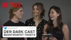 DARK | Der Cast beantwortet Tweets | Netflix