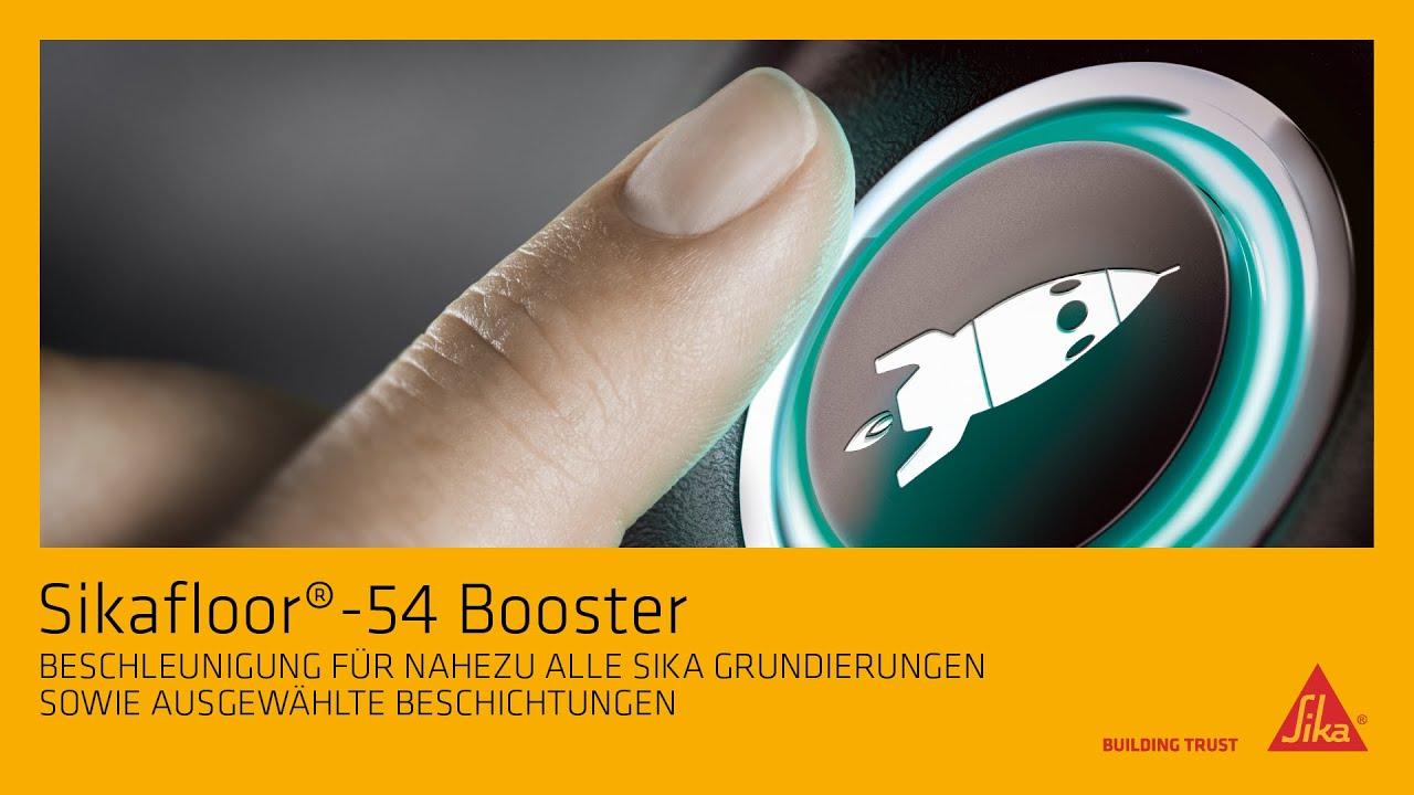 Sikafloor® 54 Booster