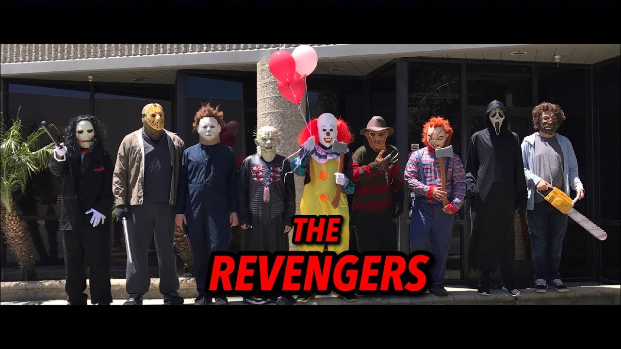 THE REVENGERS - YouTube