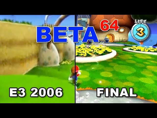 Beta64 - Super Mario Galaxy with guest Scott the Woz!