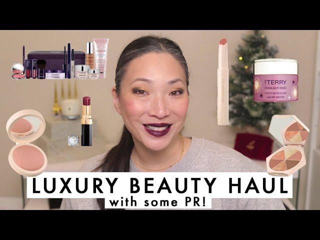 Luxury Beauty Haul with PR MISHMAS DAY 5