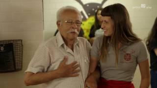 פלאשבק - מסיבת הפתעה לסבא