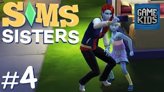 Mr Dad Goes On A Date - Sims Sisters Episode 4