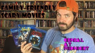 Family Friendly Scary Movies - My Family's Favorite Halloween Horror