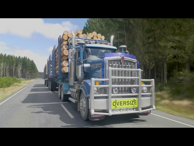 Bigfoot Equipment entry – The Great New Zealand Trucking Video Competition