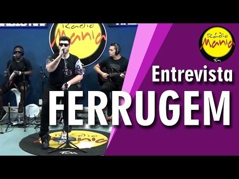 🔴 Radio Mania - Ferrugem - Cabelo Pixaim / Vai Lá Vai Lá