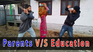 Kashmiri Parents V/S Education | Best Kashmiri Comedy | Koshur Kalakar