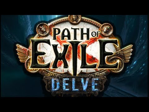 PATH of EXILE 3 4 is DELVE! - Delve Into the Infinite Azurite Mines -  Gameplay Reveal