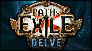 PATH of EXILE 3.4 is DELVE! - Delve Into the Infinite Azurite Mines - Gameplay Reveal