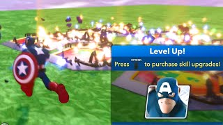 Disney Infinity 2.0 - Farming XP Exploit, Fast XP Level 20!