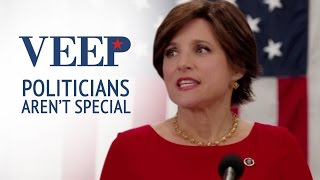 What HBO's Veep Gets Right About Politics