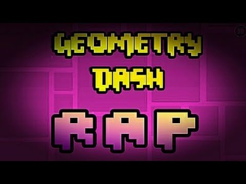 EL RAP DE GEOMETRY DASH POR BAMBIEL