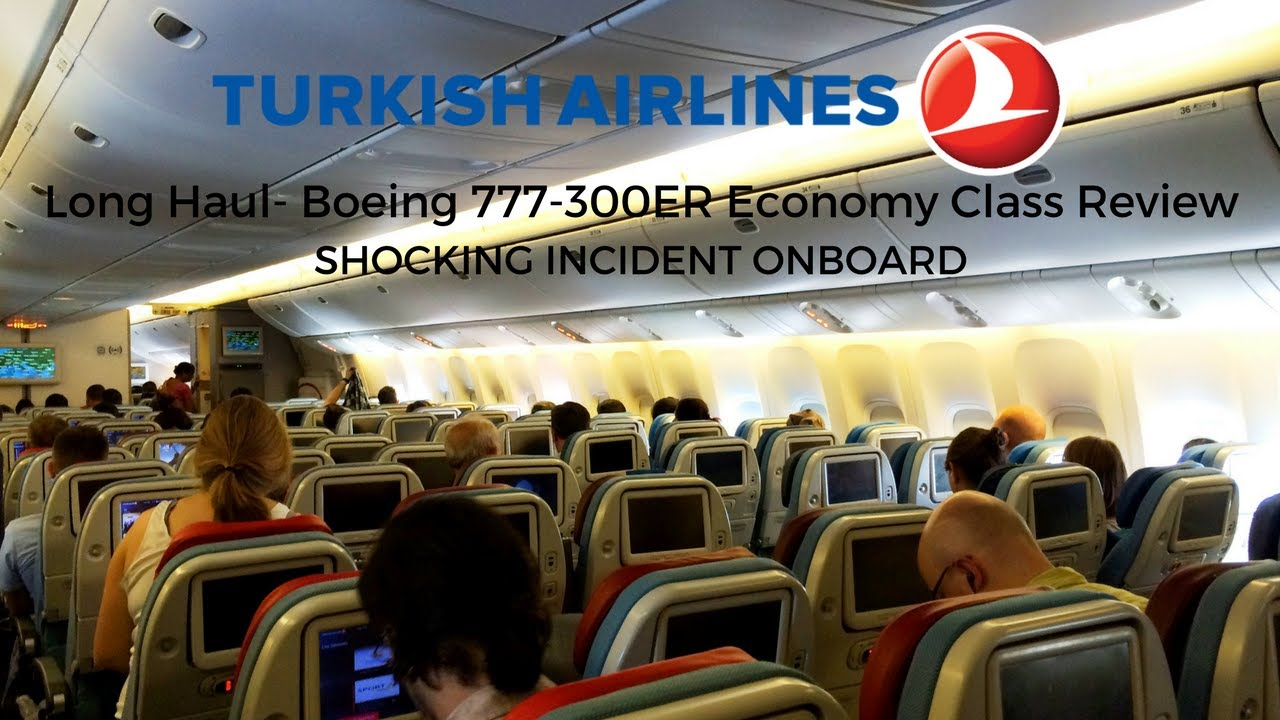 |11 HOURS IN 4 MINUTES| Turkish Airlines Boeing 777-300ER ...