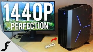 Video 1440P PERFECTION - Alienware Aurora PC Giveaway download MP3, 3GP, MP4, WEBM, AVI, FLV Juni 2018