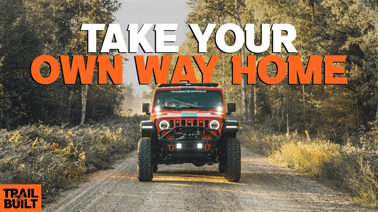 Take Your Own Way Home || Let us Help