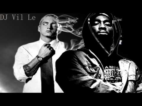Eminem Ft. 2Pac - No one can hold me (NEW REMIX)