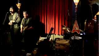 "Big Blind Ray and the Wailing Wall ""Shake Your Hips"" Slim Harpo/Rolling Stones cover"