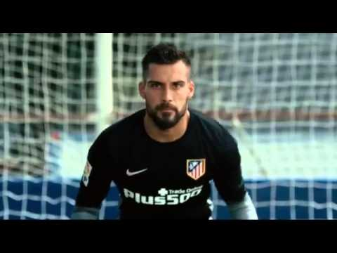 Atlético de Madrid -  PLUS 500 Advertising -  Torres, Grizemann, Martinez, Simeone, Koke
