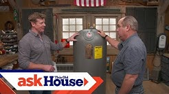 Are Plastic Water Heaters Worthwhile? | Ask This Old House