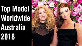 Top Model Worldwide Australia March 2018