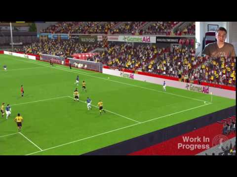 Football Manager 2017   Match Engine (3D)   Reaction & First Impressions