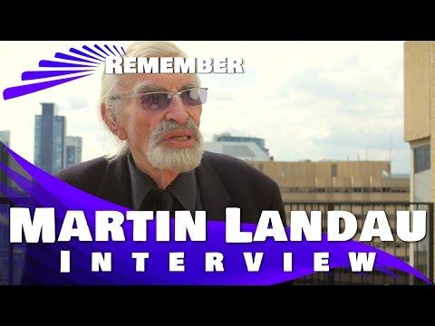 Martin Landau Exclusive Interview: Remember