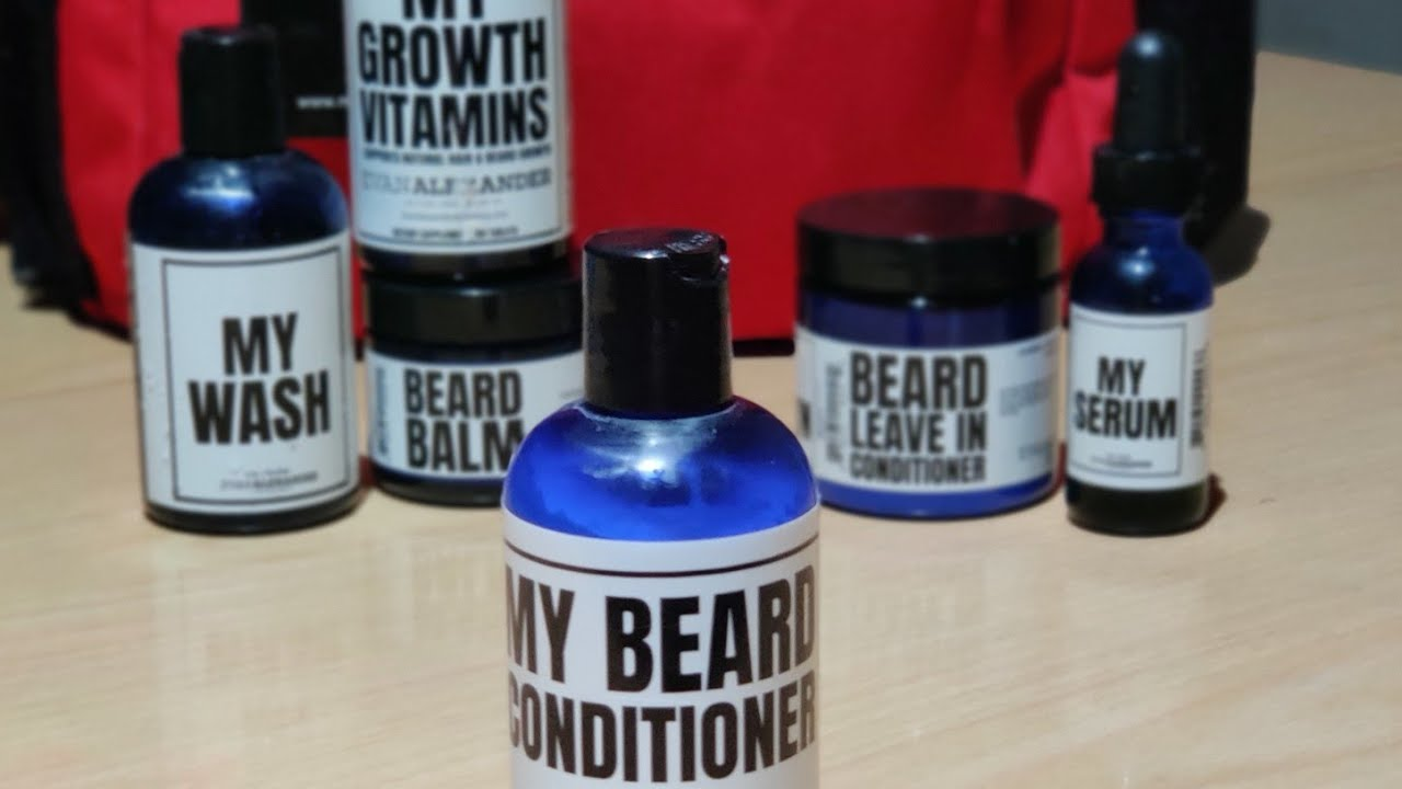 Evan Alexander Beard Conditioner & Short Term Review