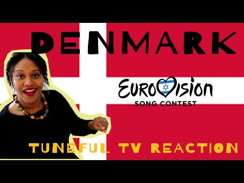 EUROVISION 2019 - DENMARK - TUNEFUL TV REACTION & REVIEW
