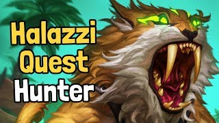 Halazzi Quest Hunter Decksperiment - Hearthstone