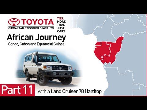 African Journey – Congo, Gabon & Equatorial Guinea (Part 11)