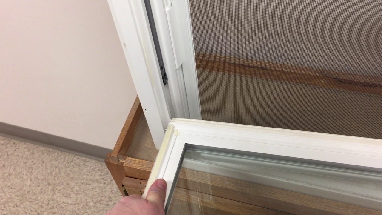 American Window Bryce Single Hung Sash Removal Replace You