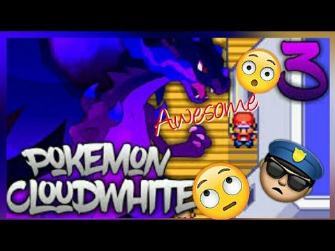 Pokemon Cloud White (Electric Gym)