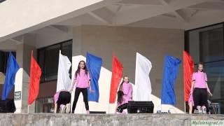 """Танец """"Улыбайся"""" исполняет ансамбль """"Танцующие звезды"""""""