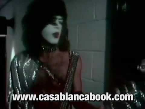 "KISS 1980-""SHANDI""-Casablanca Records Promo Film/Music Video"