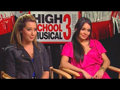 'High School Musical 3' Ashley Tisdale & Vanessa Hudgens Interview