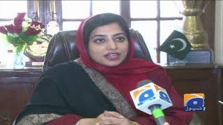 Special Report - Lahore first woman deputy commissioner Saleha Saeed