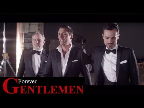 Forever Gentlemen vol.2   Grands Boulevards [Dany Brillant - Antoine Duléry - Damien Sargue]