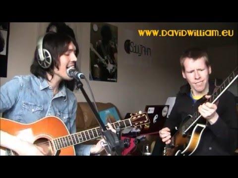 David William - No Half Measures (live - 29-04-2016)