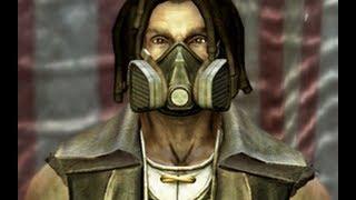 Fallout New Vegas - Разговор с Улиссом Ulysses Макс красноречие