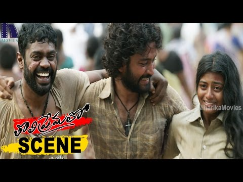 Anandhi, Chandran Unites And Finds Vincent - Climax Emotional Love Scene -Tholi Premalo Movie Scenes