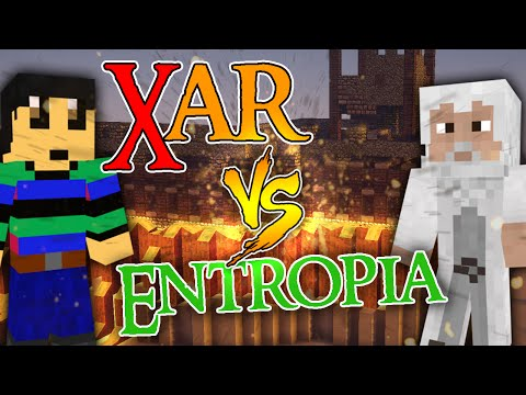 XAR VS ENTROPIA! DE GROTE STRIJD OM CALI - KINGDOM LIVE