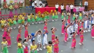 氹仔培道幼稚園畢業表演2017