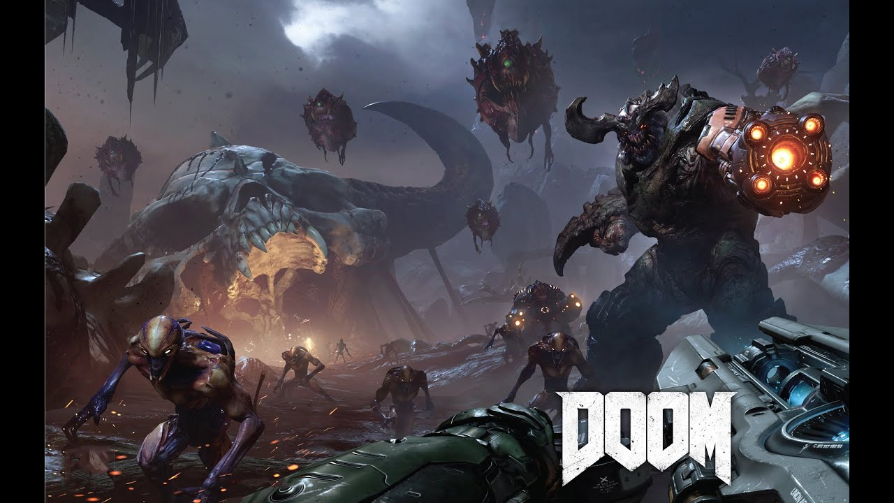 doom wallpaper 1366x768 - photo #26