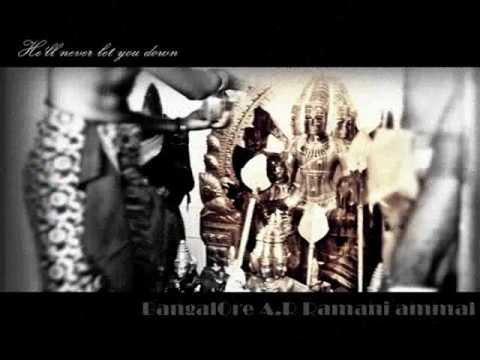 BangalOre A.R Ramani Ammal - Adi Moola Muruga